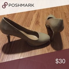 87524f608eebd1 Nude pumps Extremely comfortable nude heels Merona Shoes Heels Nude Pumps