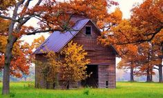 I want this old barn