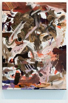 Cecily Brown, Untitled #102, 2010. Art Experience:NYC http://www.artexperiencenyc.com/social_login