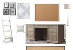 Blue Cabinets - Yay or Nay? — The Fat Hydrangea Single Story Homes, One Story Homes, Zebra Print Rug, Diy Baby Gate, White Floor Lamp, Blue Cabinets, Cottage Plan, Pole Barn Homes, Craftsman Bungalows