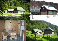 Lovecká chata Bystrý Potok (720 m), Švedlár | LevneUbytovani.net