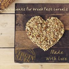 Honey coated hazelnuts, caramelised diced almonds or maple pumpkin seeds. Examples of ingredients to bring your #granola, #muesli or #cruesli to the next level. Our caramelised nuts, seeds and grains are #100%natural and the key differentiator for your #breakfastcereals and (salad) toppings.
