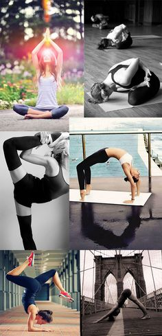 Yoga Inspiration-I love that you can always find something new and good with each practice