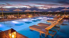 The Vines Resort & Spa Opens in Mendoza, Argentina   Luxury Travel Magazine - January 16, 2014