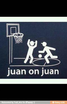 haha, Mexican humor