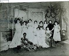 A Brothel in Paris, c. 1900  Musée Carnavalet Paris