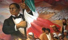 Mexico Celebrates the Birthday of Benito Juárez
