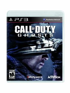 Call Of Duty Ghosts - Ps3 [Digital Code], 2015 Amazon Top Rated Digital Games #DigitalVideoGames
