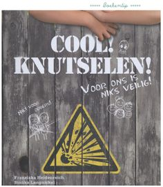 cool! knutselen! voor jongens, een doeboek met DIY projecten die speciaal voor jongens bedacht zijn #DIYbook