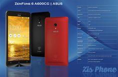 ZenFone 6 A600CG | ASUS | Zis Phone