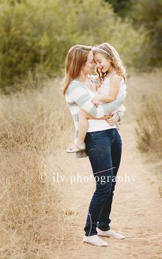 mother daughter love...would be adorable in a summer dress and cowboy boots!!!