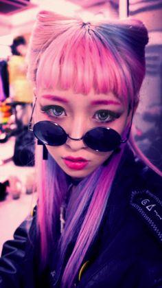 The gorgeous Eva Cheung!