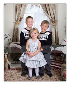 NJ Holiday Portraits - by Stacy