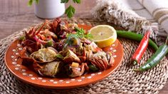 Cangrejo de marruecos (Salataeun Al'Maghrebi) - Najat Kaanache - Receta - Canal Cocina