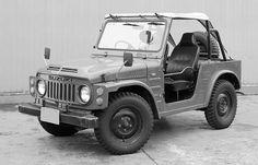 Suzuki Jimny SJ10