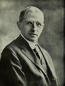 Henry Norris Russell (October 25, 1877 – February 18, 1957) was an American astronomer who, along with Ejnar Hertzsprung, developed the Hertzsprung–Russell diagram (1910). In 1923, working with Frederick Saunders, he developed Russell–Saunders coupling which is also known as LS coupling.