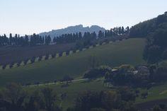 Offagna, Marche, Italy - Countryside