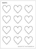 small heart template tutorial cupid heart macarons kids 39 chores pinterest heart. Black Bedroom Furniture Sets. Home Design Ideas