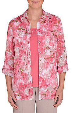37 Best Allison Daley Floral Blouse Images Floral Blouse Dillards