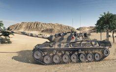 WoT Leopard 1 | 11.200+ DMG - Sand River