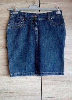 Kup mój przedmiot na #vintedpl http://www.vinted.pl/damska-odziez/spodnice/16190367-spodniczka-jeansowa-denim-co-r-38