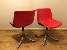 Jolie chaise bistrot Baumann, d\'inspiration scandinave des années ...