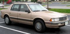 Plymouth Acclaim – 1989