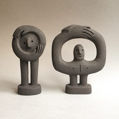 Two Figures . I'm excited to be taking part in the Century Graphics Art Fair, on the of September at… Two Figures . I'm excited to be taking part in the Century Graphics Art Fair, on the of September at… Sculptures Céramiques, Sculpture Art, Ceramic Sculptures, Sculpture Ideas, Abstract Sculpture, Bronze Sculpture, Ceramic Pottery, Ceramic Art, Ceramic Bowls