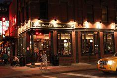 Artichoke Basille's Pizza. 114 10th Avenue.