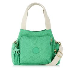 Kipling Cyrille Premium Small Crossbody Bag with Removable Strap with 21cm x 27cm x 15cm and 17cm handles - -QVCUK.com