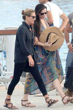 *Kate moss *black pj top as casual, but nice shirt.