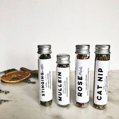 """@emma_smallbone posted to Instagram: Vials of herbs are available online!  Available in Catnip, Mullin, Rose, Stinging Nettel, Sage and Agrimony.  You can find them in our \""""under $10\"""" section in our collections!   Link in bio! #woo #thewooshop  #spirituality #witchy #witchcraft #witchesofinstagram #witch #herbs #herbology #newage #pagan"""