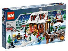 LEGO 10216 Winter Bakkerij