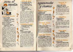 Archivo de álbumes Royal Recipe, Vintage Cooking, Secret Recipe, Kitchen Recipes, Good People, Beautiful Words, Recipies, Archive, About Me Blog