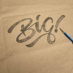 Great looking 'B'. Type by @cremelinski  #typegang  Free fonts at typegang.com | typegang.com #typegang #typography