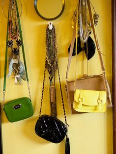 Fashion blogger Kristen Lam's accessories
