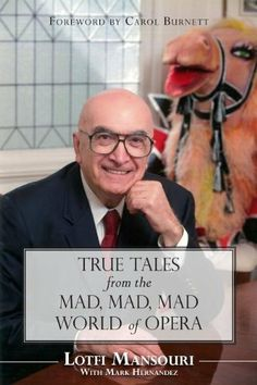 eBook : True Tales from the Mad, Mad, Mad World of Opera by Lotfi Mansouri.A delightful read from an artistic director who started as an opera singer. Opened my eyes to the backstage antics - would recommend fro opera buffs! - Sue