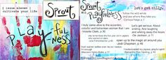Sprout Playfulness Issue, e-magazine, art, poetry, essays, interview, Soul Beautiful, creativity, cultivate your life, silly