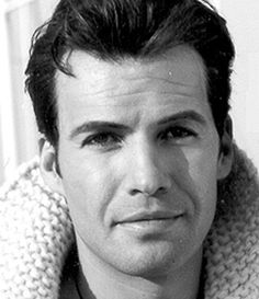 Billy Zane ... young ... has a classic movie star look from the 50's, ya think?