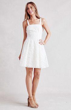 Paper Crown Rockport Dress