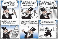 Entitled and Entitlements