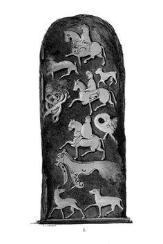 Rune Symbols, Runes, Ancient Ruins, Ancient Art, Aberdeenshire Scotland, Scotland History, Celtic Art, Picts, Gods And Goddesses