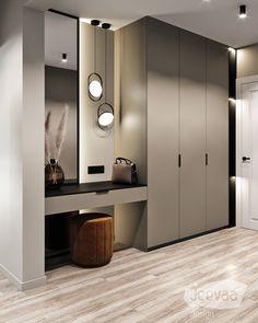 Wardrobe Interior Design, Wardrobe Design Bedroom, Modern Bedroom Design, Home Room Design, Bathroom Interior Design, Modern Wardrobe, Home Entrance Decor, Entryway Decor, Garderobe Design