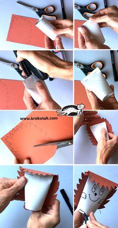 Krokotak | HEDGEHOGS - role toaletního papíru