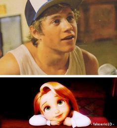 me every time i see a pic of Niall . . . LOL