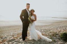 Veil of Grace | Ventura Beach Boho Bride