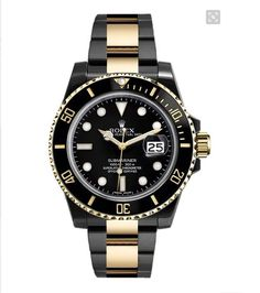 Rolex Oyster Perpetual Date.  Submariner 300m. 116613 DLC-PVD