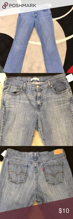 Jeans Boot cut Levi Strauss jeans Levi's Jeans Boot Cut