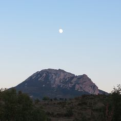 Blood Moon at Pic De Bugarach, Southern France. https://www.facebook.com/groups/MaryMagdaleneFranceTours/ http://marymagdalenefrancetours.com