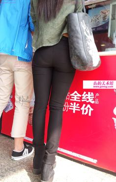 为什么漂亮女孩子喜欢吃麦当劳 Sexy Jeans, Jeans Fit, Jeans Style, Denim Jeans, Skinny Jeans, Spandex Girls, Long Brown Hair, Slim Waist, Girls Jeans